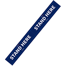 Stand Here Tape