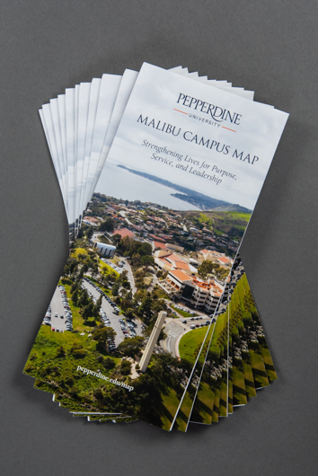 Pepperdine University Campus Maps