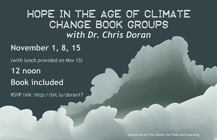 Hope in the Age of Climate Change Faculty/Staff Group