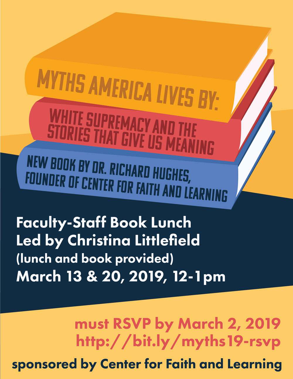 Myths America Lives By Lunch Book Group