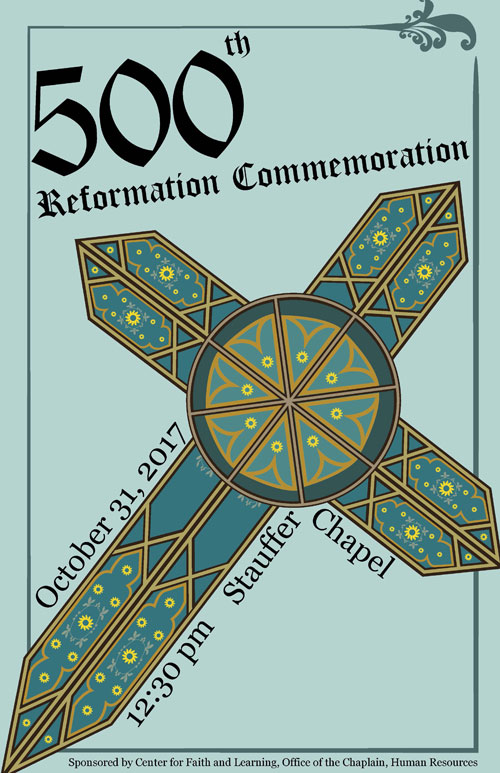 500th REformation Commemoration