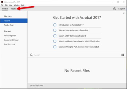 How to Merge Files into One PDF   Pepperdine University