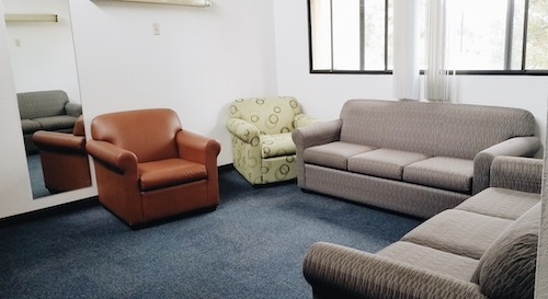 Krown Suite Common Area
