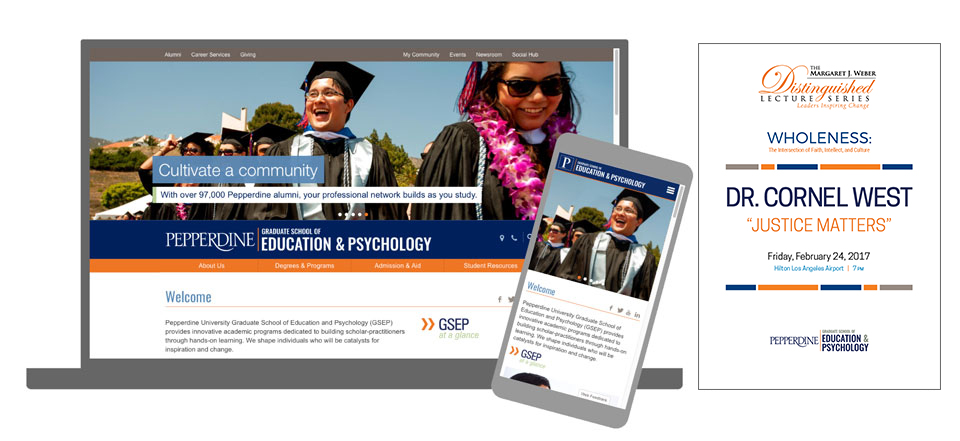 Updated Pepperdine | Education & Psychology signature