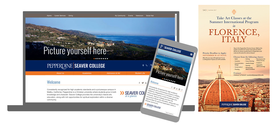 Updated Pepperdine | Seaver College signature