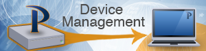 Pepperdine Device Management Logo