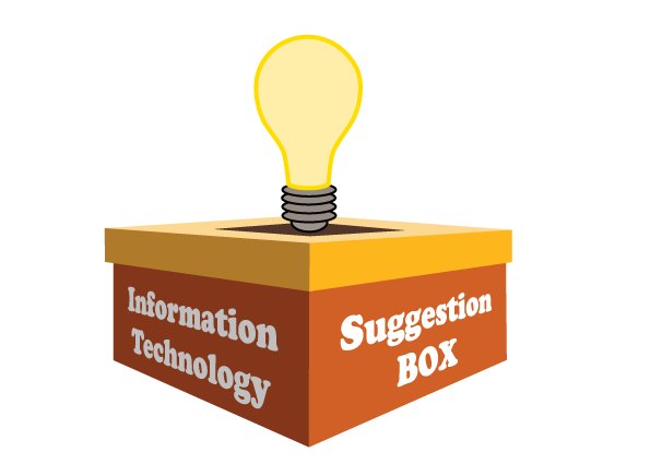 suggestion box graphic
