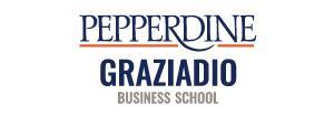 Pepperdine Graziadio Business School Linear Wordmark