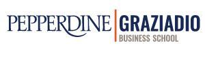 Pepperdine Graziadio Business School Oblique Wordmark