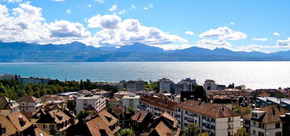 Pepperdine study abroad in Lausanne, Switzerland