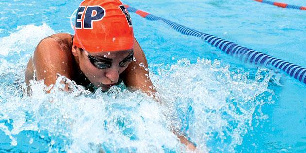 Pepperdine Swim Team