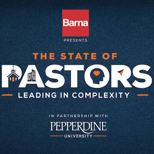 Pepperdine University and Barna Group have partnered to present a groundbreaking study, research report, and live event and webcast giving insight into the needs, challenges, and well-being of today's pastors. Findings will be presented at Pepperdine on January 26, 2017.