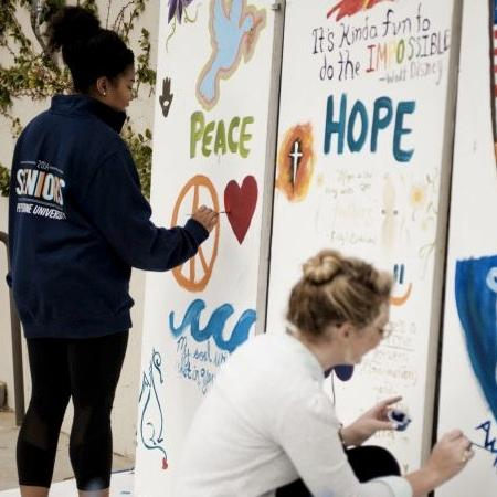 From January 18 to 23, 2016, the Pepperdine Volunteer Center and Intercultural Affairs will host the Week of Peace, Hope, and Justice. During this week, our community will engage the topics of social justice and equity.