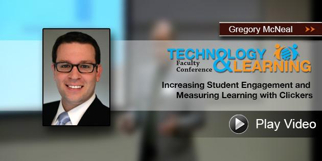 Increasing Student Engagement and Measuring Learning with Clickers