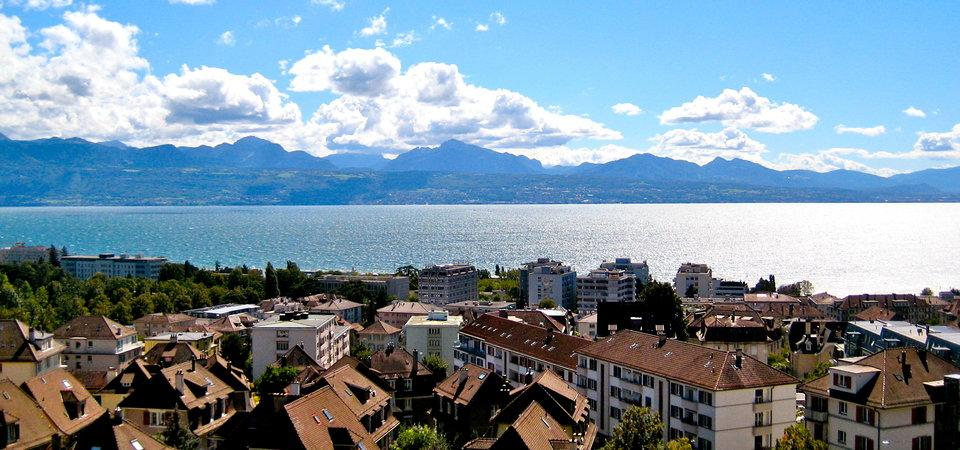 Pepperdine study abroad in Lausanne, Switzerland