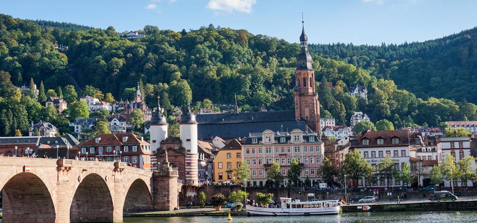 Pepperdine international programs in Heidelberg, Germany