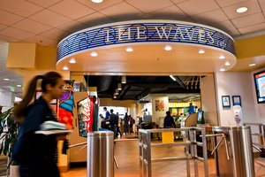 Waves Cafeteria