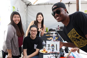 Pepperdine University student activities culture fest and club fair