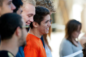 Pepperdine student-led ministries Celebration Chapel
