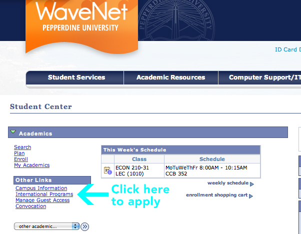 WaveNet screenshot instructions