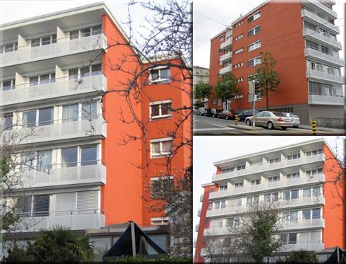 Lausanne Faculty Apartment Seaver Pepperdine