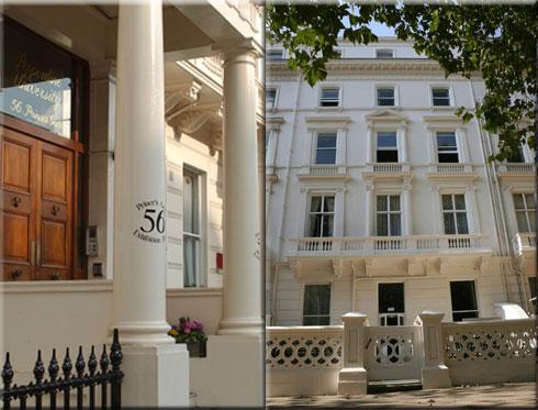London Faculty Apartment Seaver Pepperdine University