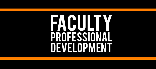 Faculty Professional Development Logo