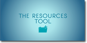 The Resources Tool