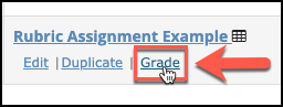 Sakai Assignments Grade Icon Image