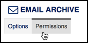 Sakai 12 Email Archive Permissions Image