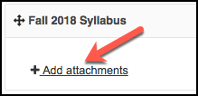 syllabus edit attachments image